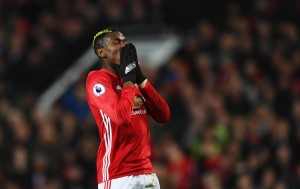 Paul Pogba slammed as Manchester United and Liverpool play out a draw at Old Trafford [Best Tweets]