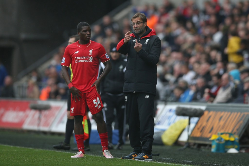 Will Klopp let Ojo leave to gain some experience? (Picture Courtesy - AFP/Getty Images)