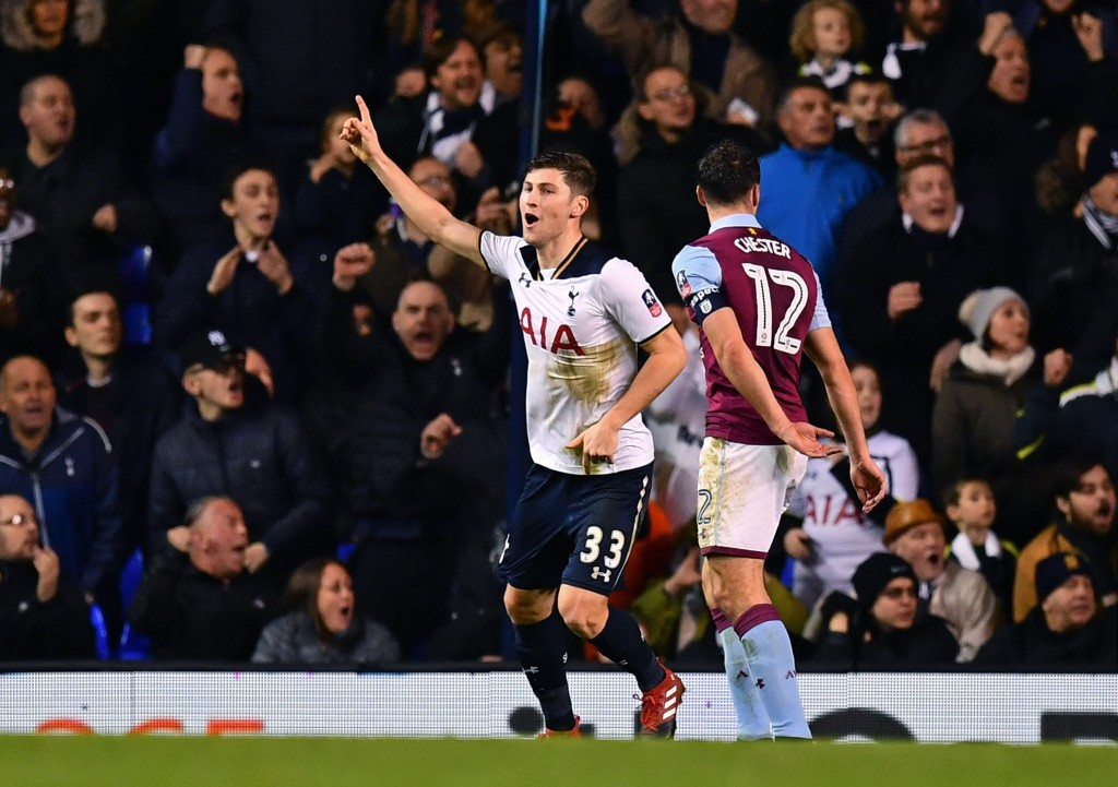 One for the future or a disposable asset? Tottenham must decide. (Picture Courtesy - AFP/Getty Images)