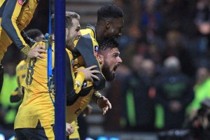 Match Review: Arsenal sneak into fourth round of FA Cup with narrow 2-1 win over Preston