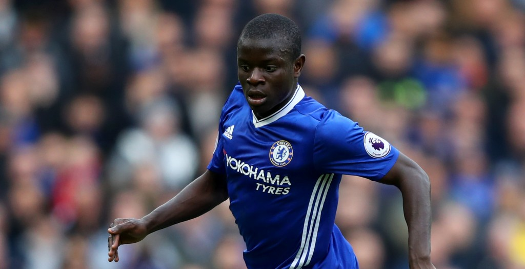 Ngolo Kante failed to make any impact in the midfield for Chelsea. (Photo by Clive Rose/Getty Images)