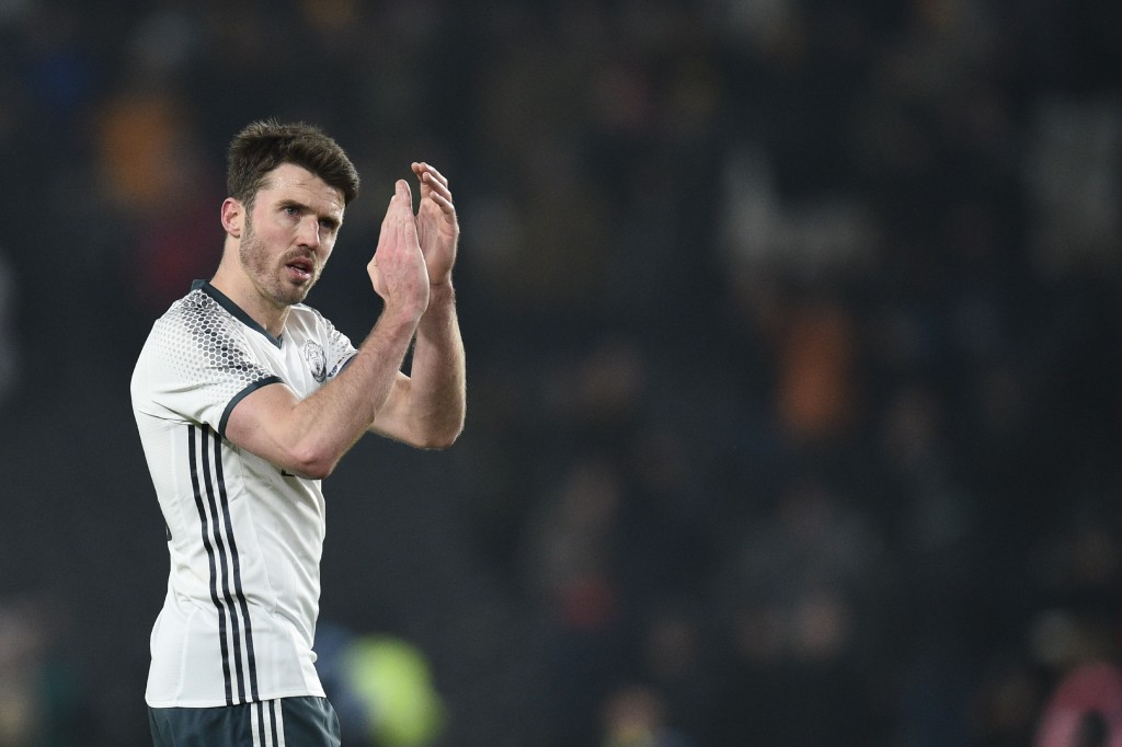 Will Carrick leave Old Trafford at the end of the season? (Picture Courtesy - AFP/Getty Images)