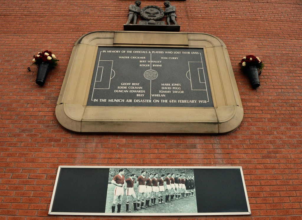 Fans will gather outside Old Trafford from 14:45 GMT on Monday by the Munich memorial, where poems will be recited before a minute's silence at 15:04 - the time of the fatal accident which claimed the lives of 23 people, including eight of the United players known as the Busby Babes.