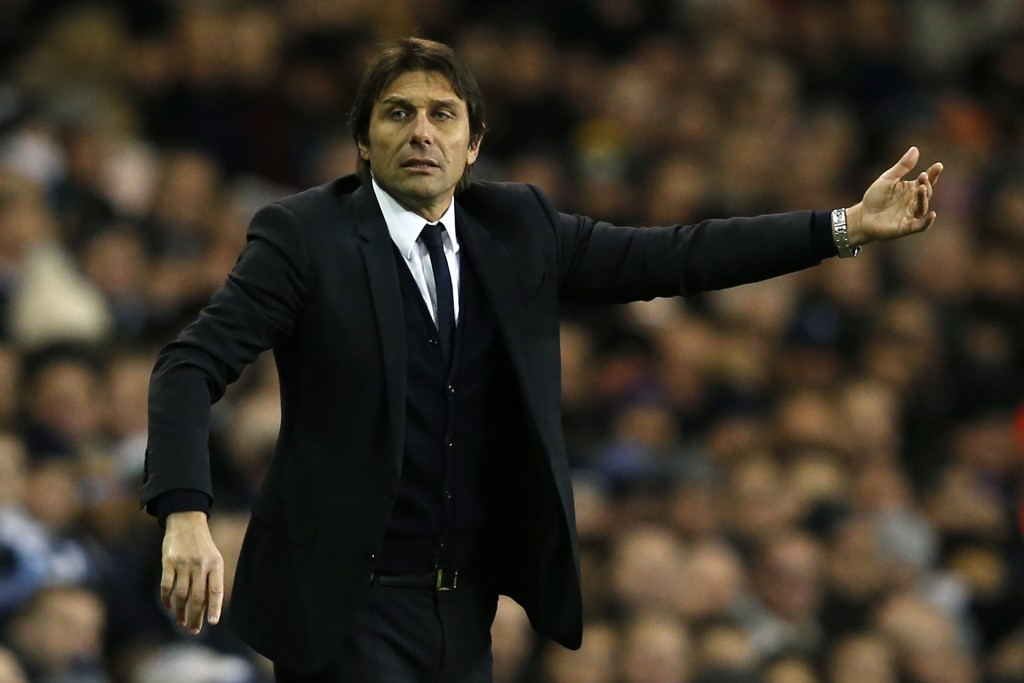 Move to Spain on the cards for Antonio Conte? (Picture Courtesy - AFP/Getty Images)