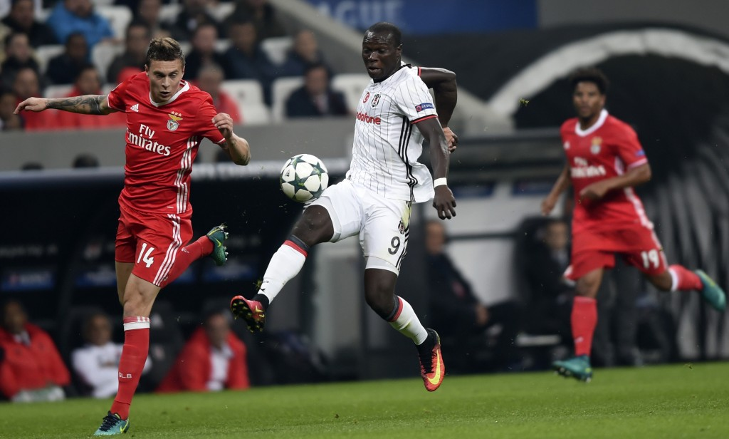 Italy? Spain? England? The options are swelling for Lindelof. (Photo courtesy - Bulent Kilic/AFP/Getty Images)