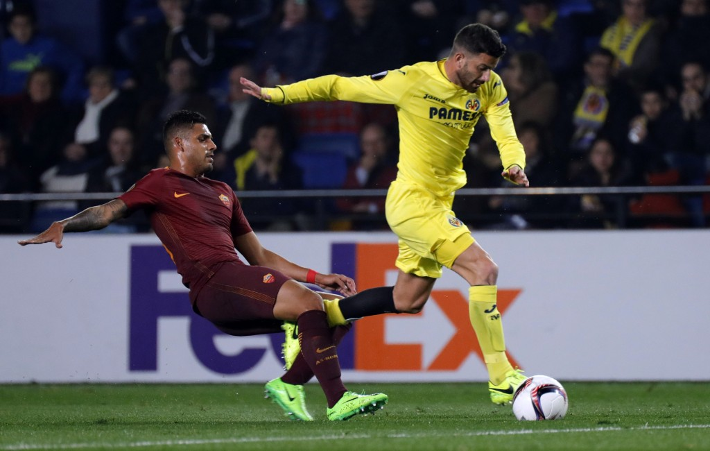 Mateo Musacchio has been impressive in seven years with Villarreal. (Photo courtesy - Jose Jordan/AFP/Getty Images)