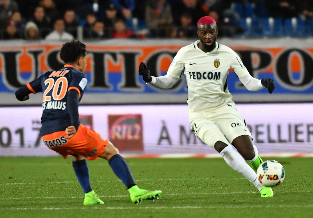 Bakayoko has rejected a contract extension at Monaco. (Photo courtesy - Pascal Guyot/AFP/Getty Images)