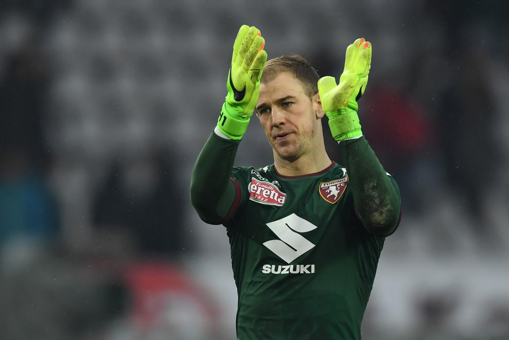 Joe Hart will not be allowed to move to a Premier League rival. (Photo courtesy - Valerio Pennicino/Getty Images)