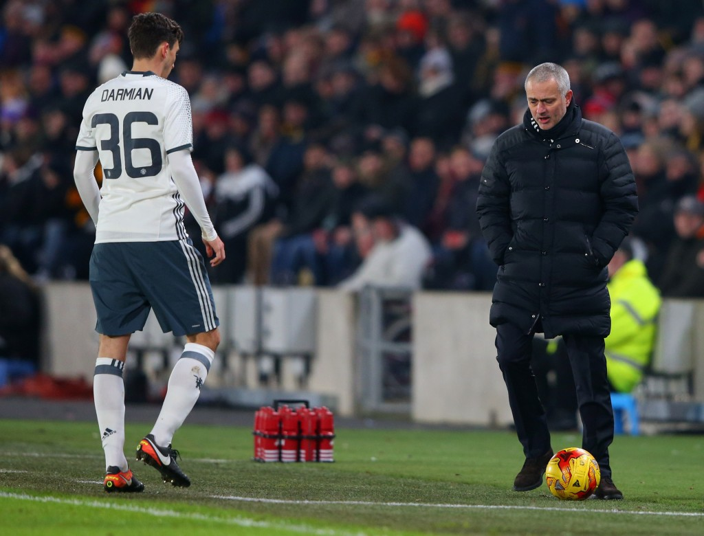 Out of favour with Mourinho and unconvincing for Inter. (Photo courtesy - Alex Livesey/Getty Images)