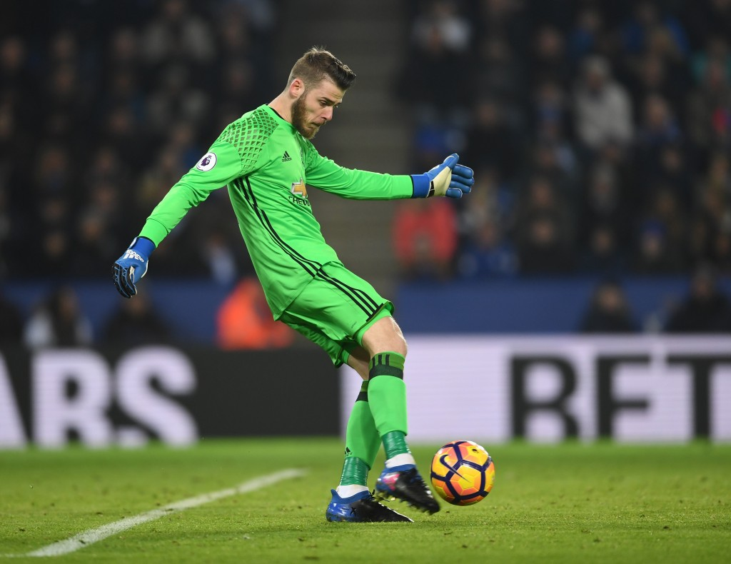 Another suitor has emerged for De Gea. (Photo courtesy - Laurence Griffiths/Getty Images)