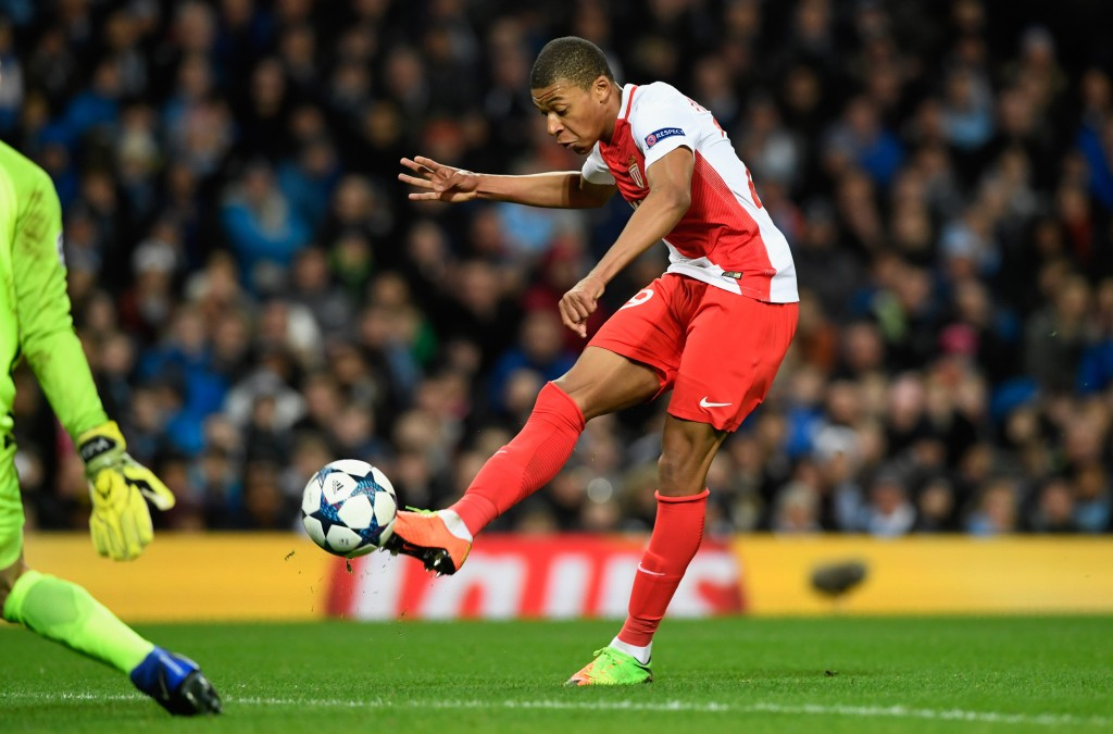 Pep Guardiola would have been impressed by what he saw from Mbappe earlier this week. (Photo courtesy - Stu Forster/Getty Images)