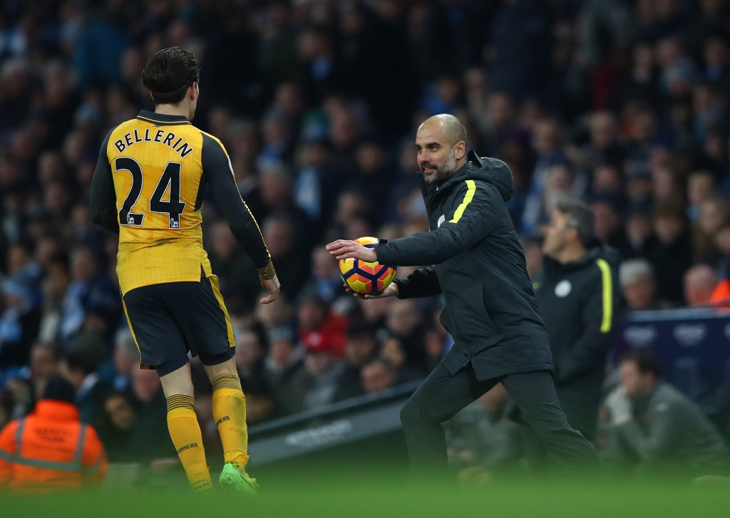 Will Bellerin combine with Pep Guardiola next season? (Photo courtesy - Clive Brunskill/Getty Images)