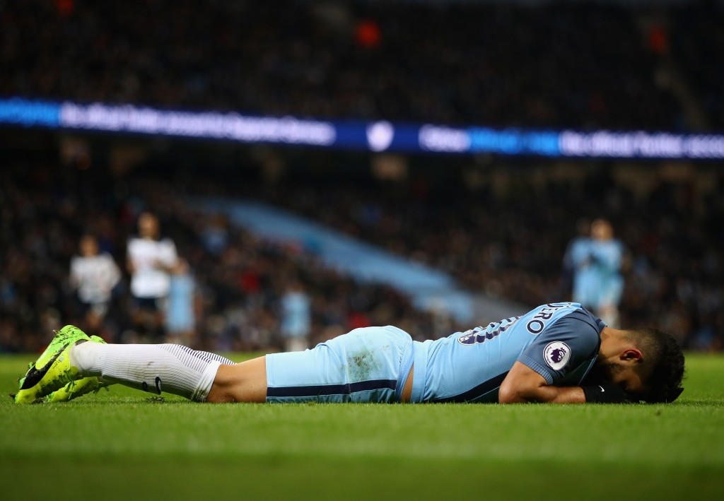 Not as revered in the Manchester City dressing room as he used to be. (Picture Courtesy - AFP/Getty Images)