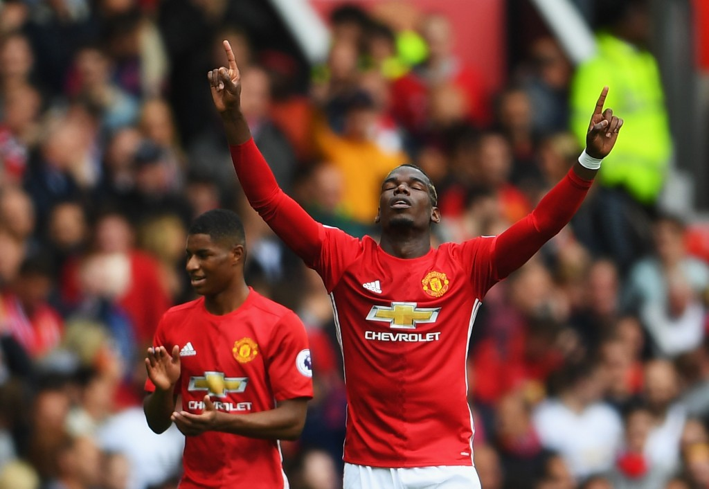 Can Pogba turn up the magic at the Stadium of Light? (Picture Courtesy - AFP/Getty Images)
