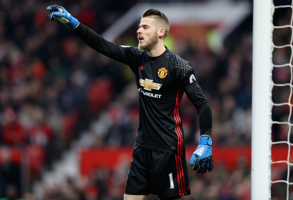 Could De Gea stay at Manchester United? (Photo courtesy - Mark Thompson/Getty Images)