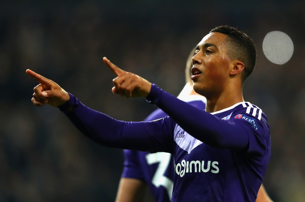 Tielemans continues to make an impression. (Photo courtesy - Dean Mouhtaropoulos/Getty Images)