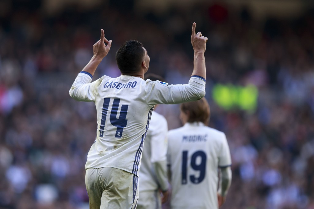A revelation at the heart of the Real Madrid midfield. (Photo courtesy - Gonzalo Arroyo Moreno/Getty Images)