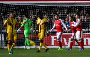 Theo Walcott and Lucas Perez lauded as Arsenal march into FA Cup quarterfinal [Best Tweets]