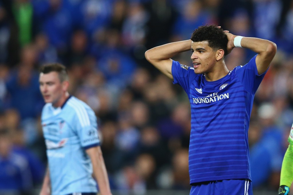 Solanke is finally set to end his Chelsea frustrations. (Photo courtesy - Mark Kolbe/Getty Images)