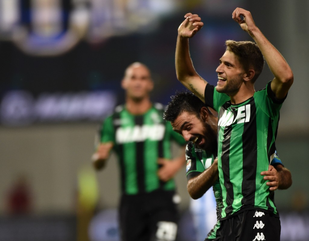 Berardi is one of the most exciting talents in the world and has no shortage of suitors. (Photo courtesy - Pier Marco Tacca/Getty Images)