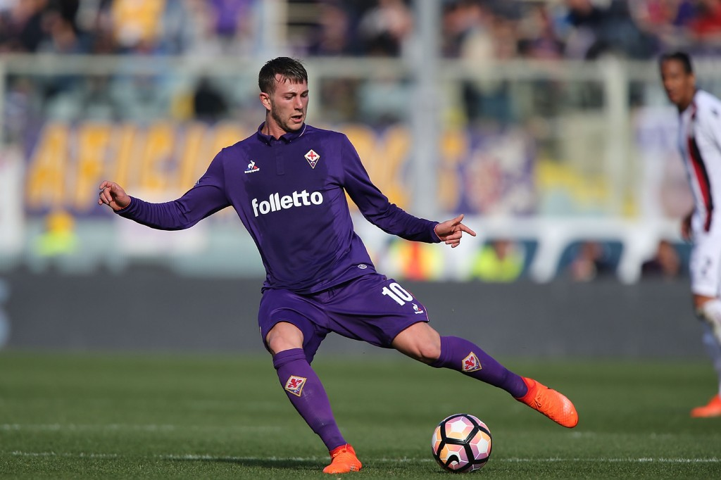Juventus have made the first move for Bernardeschi. (Photo courtesy - Gabriele Maltinti/Getty Images)
