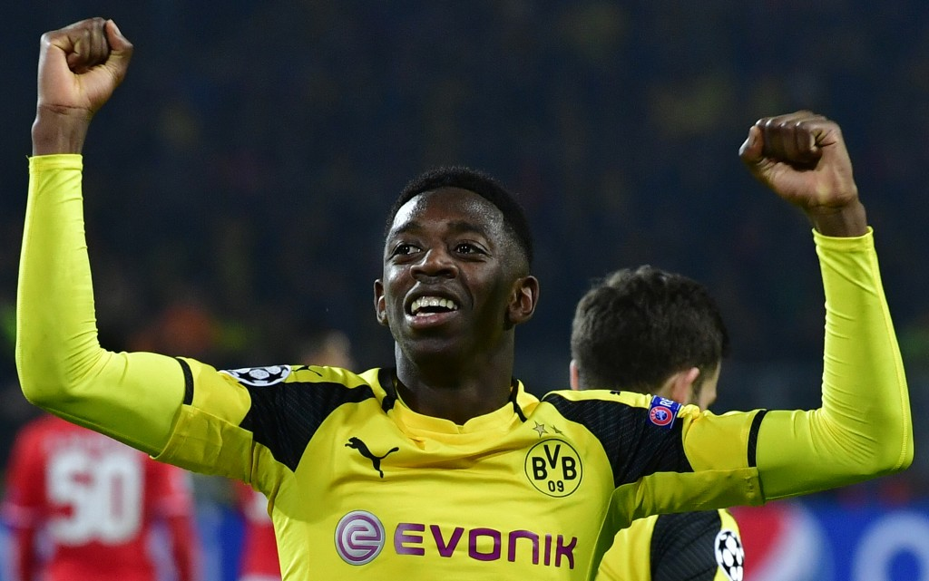 Can Barcelona sign Dembele this summer? (Photo courtesy - John Macdougall/AFP/Getty Images)