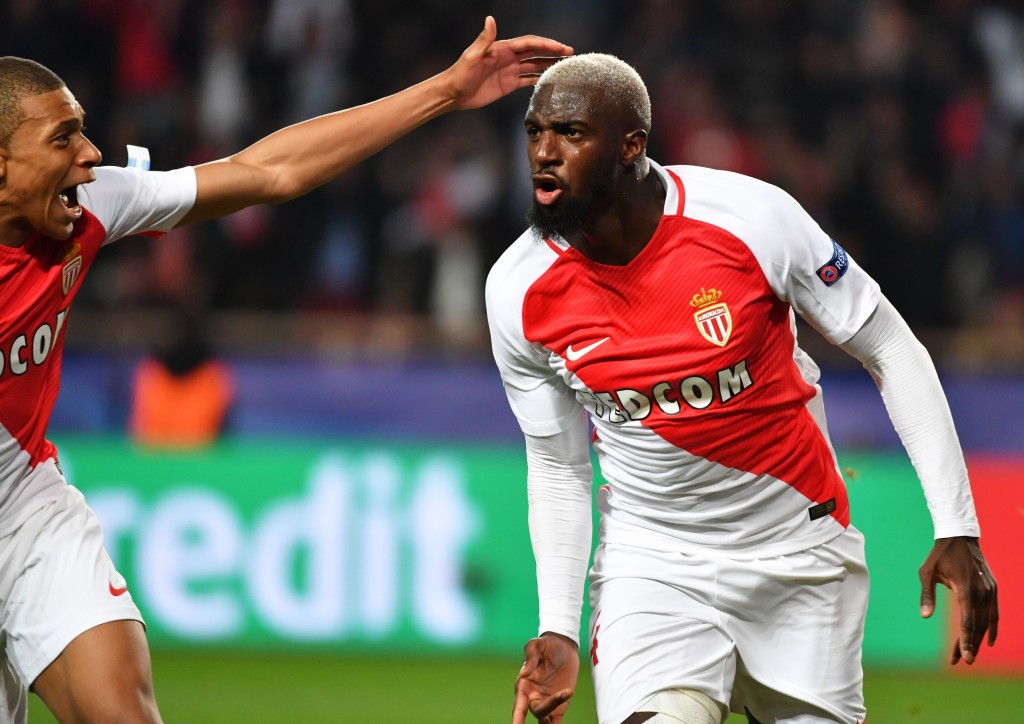 Will it be Manchester or London for Bakayoko? (Photo courtesy - Pascal Guyot/AFP/Getty Images)