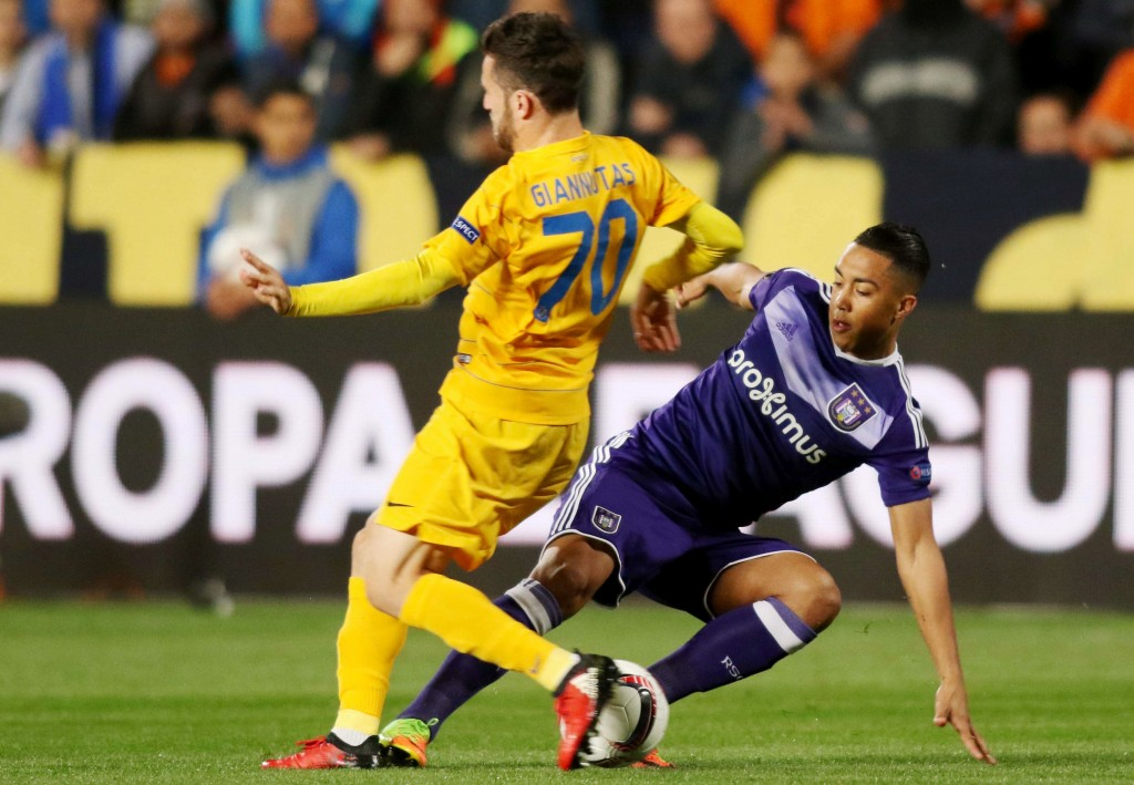 Juventus have come calling for Tielemans. (Photo courtesy - Sakis Savvides/AFP/Getty Images)