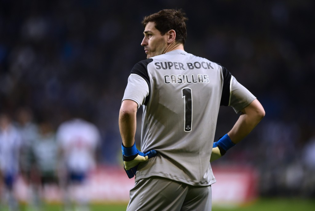 No Liverpool move for you, Iker. (Photo courtesy - Miguel Riopa/AFP/Getty Images)