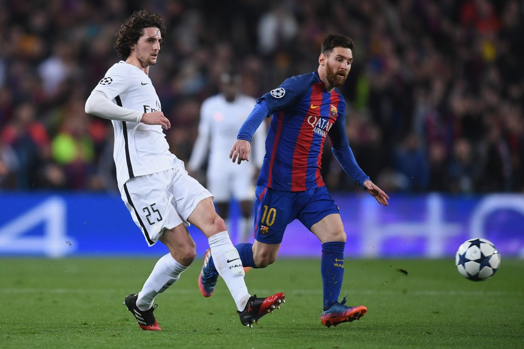 Could Rabiot be lining up with Messi next season? (Photo courtesy - Michael Regan/Getty Images)