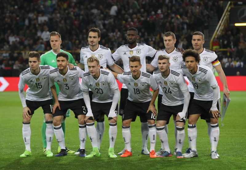 Germany Vs Chile Probable Lineups Team News Tactics Prediction And Key Stats Confederations Cup