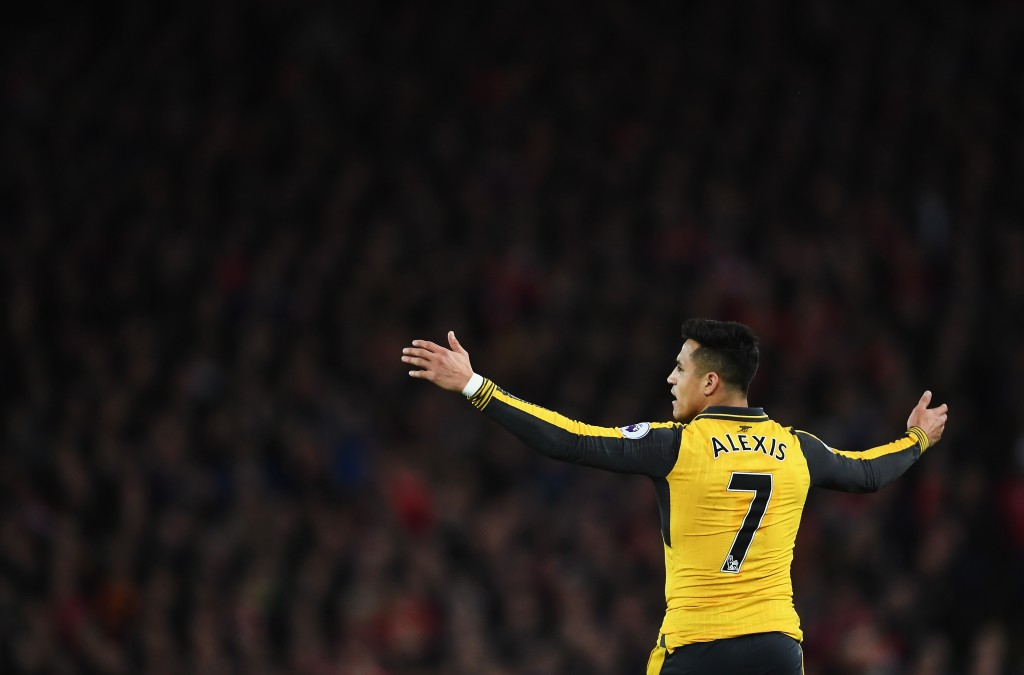 Arsenal needs Alexis to secure a top four finish. (Picture Courtesy - AFP/Getty Images)