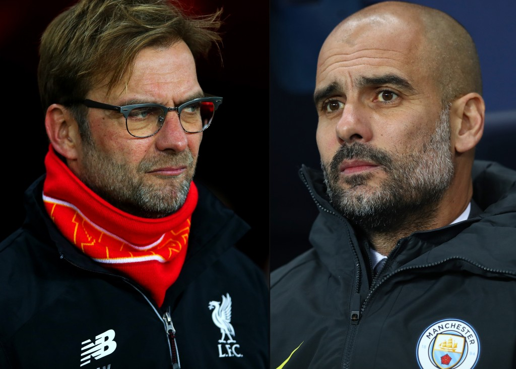 The two managers likely to grab the final two places in top four. (Picture Courtesy - AFP/Getty Images)