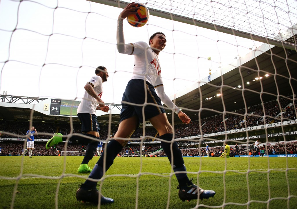 Can Real net Alli? (Picture Courtesy - AFP/Getty Images)