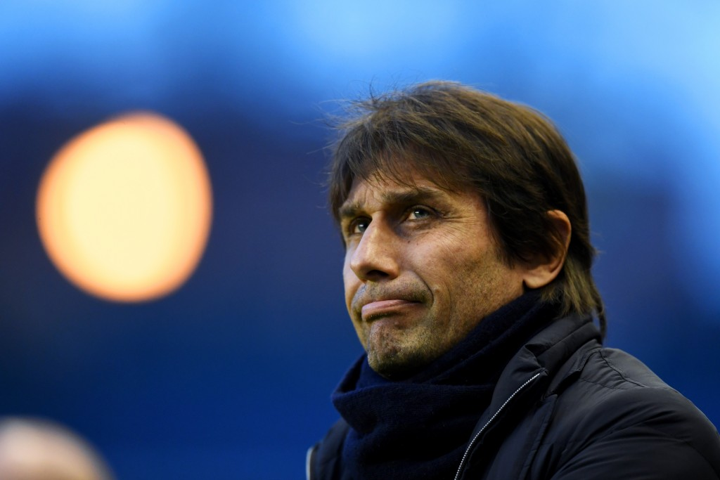 Conte has succeeded in many tasks. But, will his Chelsea side be able to do it on a cold night at Stoke? (Picture Courtesy - AFP/Getty Images)