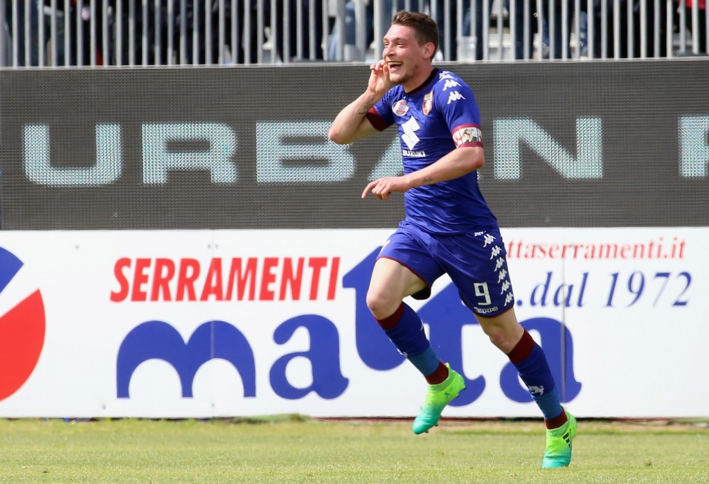 Will Belotti put on the Blues of Chelsea next season? (Photo courtesy - Enrico Locci/Getty Images)