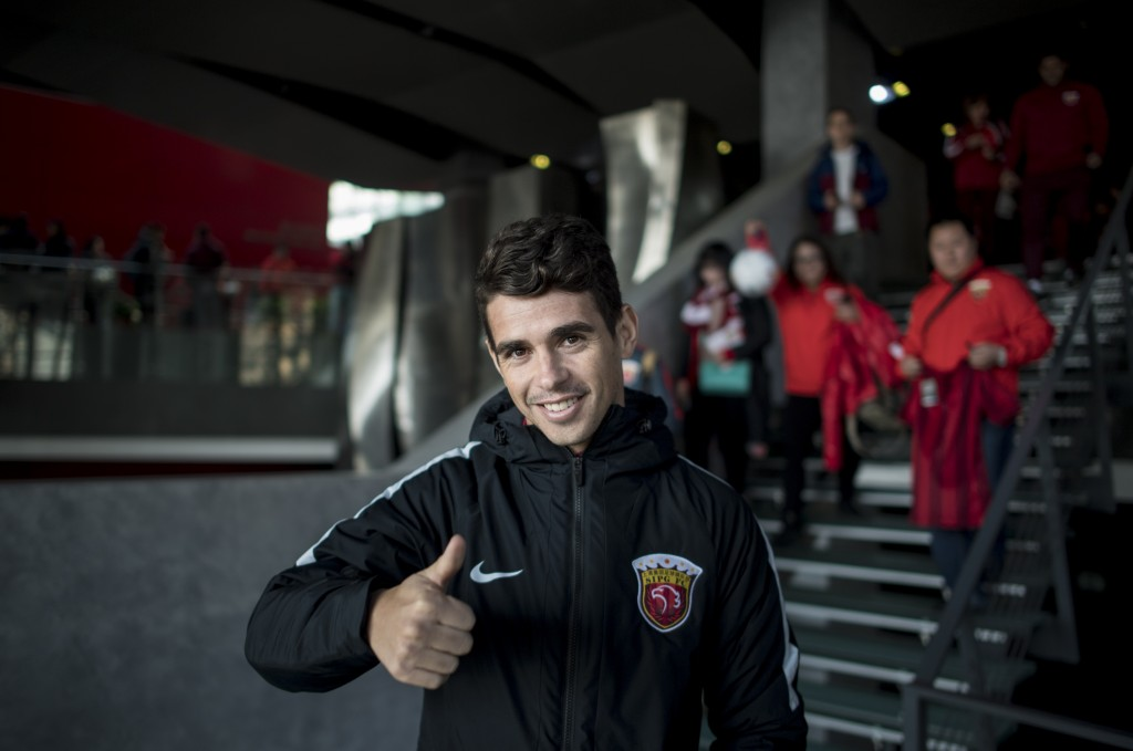 Could Costa join former Chelsea teammate Oscar in China? (Photo courtesy - Johannes Eisele/AFP/Getty Images)
