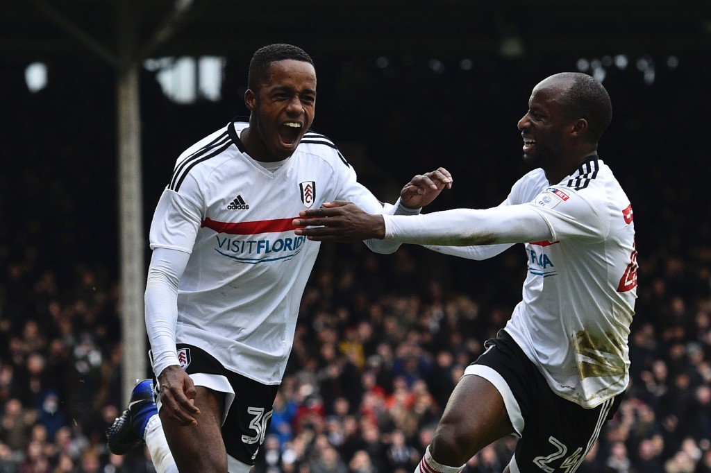 Will Sessegnon be celebrating a move to Liverpool soon? (Photo courtesy - Glyn Kirk/AFP/Getty Images)