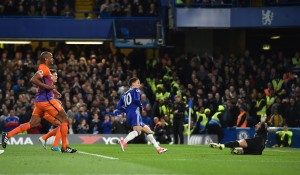 Chelsea 2-1 Manchester City: Hazard the hero as Blues beat Citizens in entertaining match [Best Tweets]