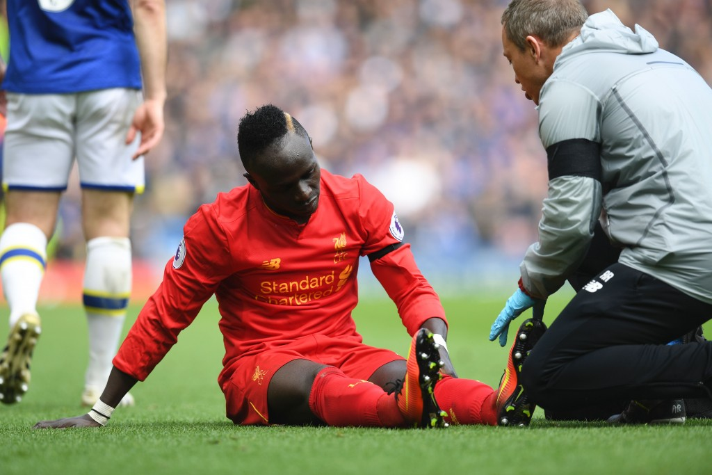 Can Liverpool pull through without Mane? (Picture Courtesy - AFP/Getty Images)