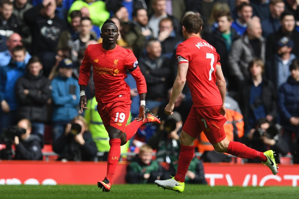 Main Mane (Photo by PAUL ELLIS/AFP/Getty Images)