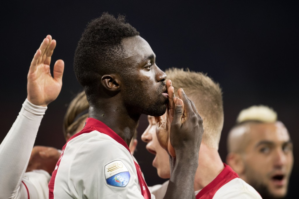 Tottenham finally off the mark as Ajax star signs six-year deal