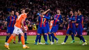 Barcelona 7-1 Osasuna: Messi on point, Mascherano scores at last, Barca's team spirit and more talking points
