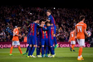 Barcelona 7-1 Osasuna: Blaugranes run riot as the push for the title continues [Best Tweets]