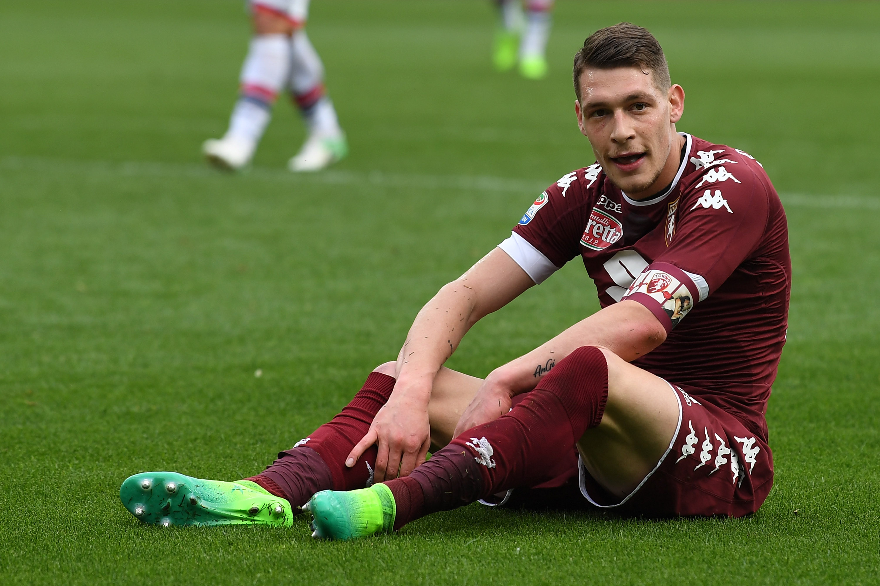 Could Belotti end up at Tottenham? (Photo by Valerio Pennicino/Getty Images)