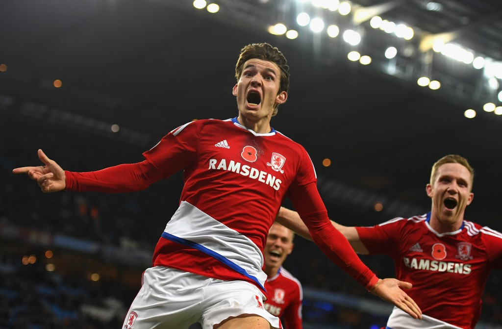 Marten De Roon denied Manchester City all three points in the reverse fixture. (Photo courtesy - Laurence Griffiths/Getty Images)