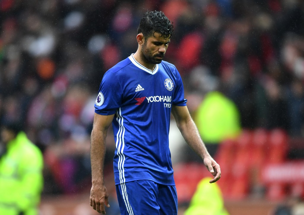 Costa's form has pummeled in recent weeks. (Photo courtesy - Michael Regan/Getty Images)
