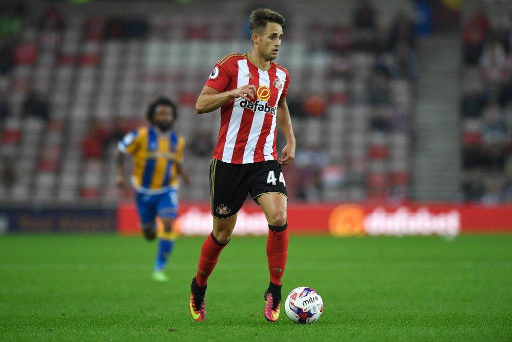 Januzaj has been unconvincing with Sunderland. (Photo courtesy - Stu Forster/Getty Images)