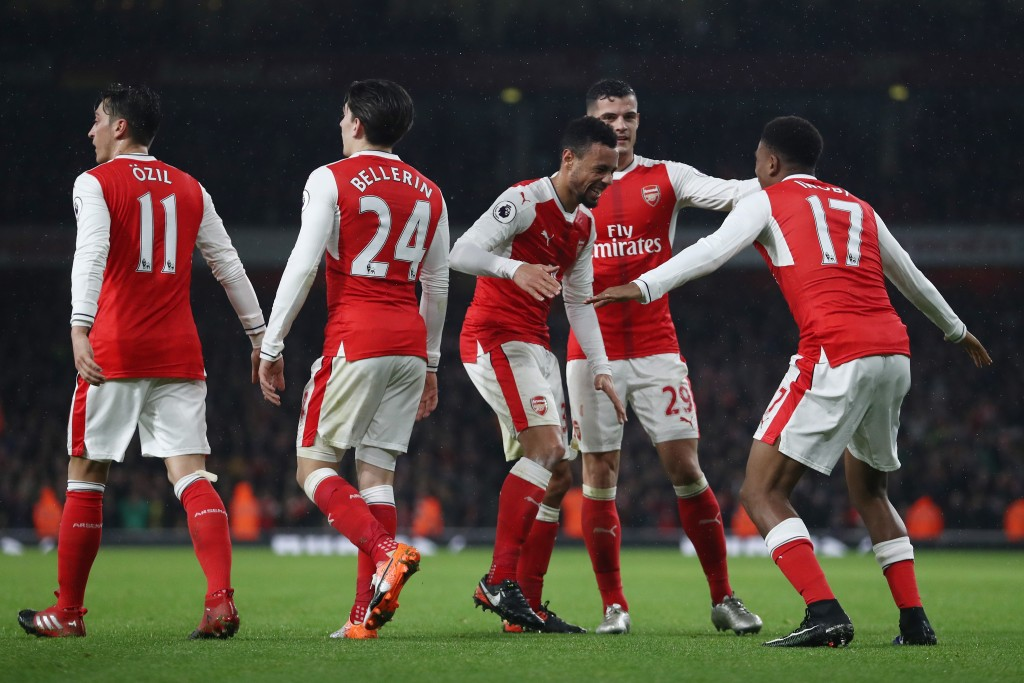 Similar celebratory scenes await Arsenal? (Photo courtesy - Julian Finney/Getty Images)