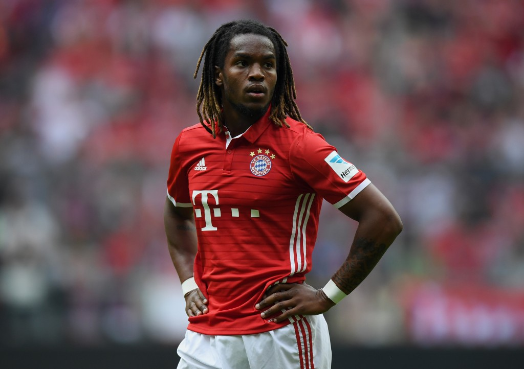 Could Sanches move on from Bayern after just one season? (Photo courtesy - Matthias Hangst/Bongarts/Getty Images)